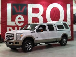 Ford F-250 KING RANCH 4X4 NAVIG 2011