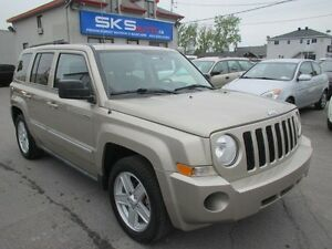 Jeep Patriot 4WD Sport 2010
