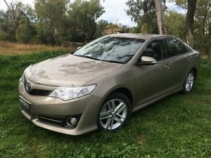 2012 Toyota Camry ASV50R Atara R SE Bronze 6 Speed Automatic Sedan Coonamble Coonamble Area Preview