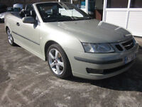 2005 Saab 9-3 2.0t Vector Cabriolet *****STUNNING COLOUR AND CONDITION****