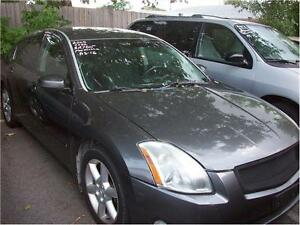 2005 Nissan Maxima 3.5 SE RUNS AND DRIVES AS-IS