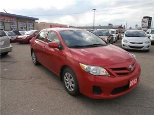 2012 Toyota Corolla CE AUTO AIR POWER GROUP FINANCE AVAILABLE