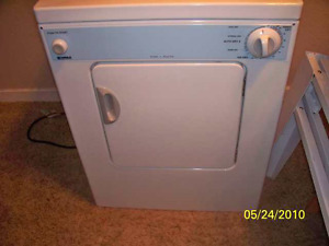 apartment size dryer kijiji free classifieds in ontario find a job buy a car find a house. Black Bedroom Furniture Sets. Home Design Ideas