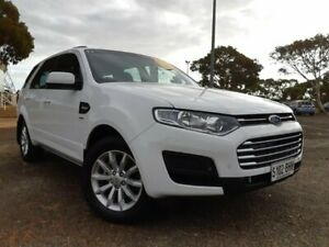 2015 Ford Territory SZ MkII TX Seq Sport Shift AWD White 6 Speed Sports Automatic Wagon Gepps Cross Port Adelaide Area Preview