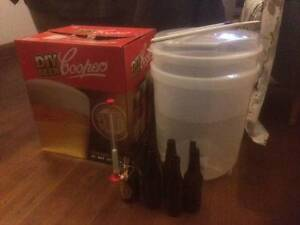 Coopers DIY Home Brew Beer Kit Spotswood Hobsons Bay Area Preview