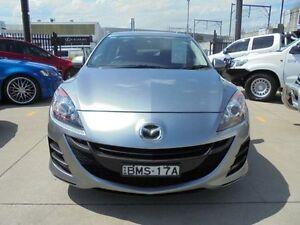 2009 Mazda 3 BL10F1 Maxx Sport Grey 6 Speed Manual Hatchback Holroyd Parramatta Area Preview