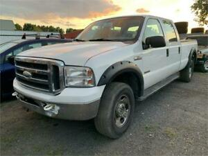 2005 Ford Super Duty F-350 DIESEL 4X4