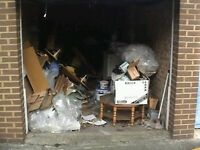House clearance rubbish removals clearouts 7 years experience