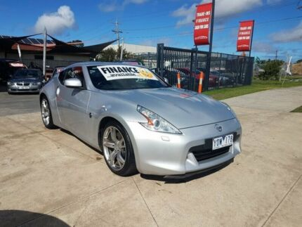 2011 Nissan 370Z Z34 MY11 7 Speed Automatic Coupe