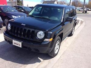 2012 Jeep Patriot Sport **MFR Warranty**