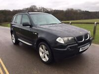 2004 BMW X3 2.5 4x4 very nice 4x4 looks and drives great
