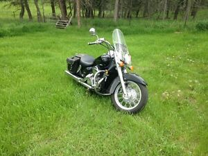 2006 Honda Shadow AERO Williams Lake Cariboo Area image 2