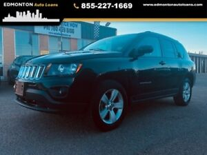 2014 Jeep Compass 4WD 4dr