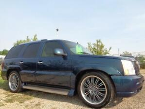 2006 Cadillac Escalade-AWD-LEATHER-SUNROOF-DRIVE AMAZING