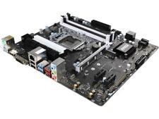 MSI B150M BAZOOKA PLUS LGA 1151 Intel B150 HDMI SATA 6Gb/s USB 3.1 Micro ATX Mot