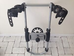 Thule Spare Wheel Mounted Bike Rack Guildford Swan Area Preview