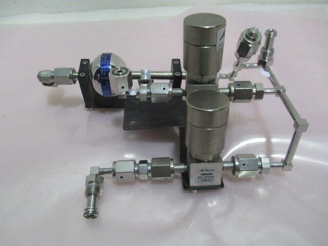 2 APTech AP3550RX 2PW FV4 FV4VS Valve Assy, SR4-120-6T-0007-S10-25, LAM, 423058