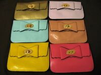 girls purse pink, blue, rainbow colors, wholesale 10 purses for only £19