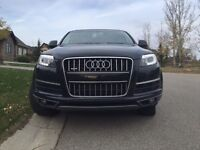 Mint Condition Q7 - new brakes and rotors