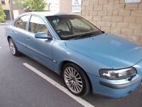 VOLVO S60 2.4 DS SE G/T DIESEL AUTOMATIC SALOON 53 REG,, LEATHER INTERIOR, MOT 18TH JANUARY 2019