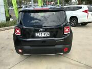 2016 Jeep Renegade BU MY16 Limited DDCT Black 6 Speed Sports Automatic Dual Clutch Hatchback Castle Hill The Hills District Preview