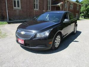 2011 Chevrolet Cruze LS-SUPER CLEAN+CERTIFIED ONLY $8911