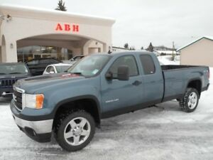 2013 GMC SIERRA 2500HD - Pickup Truck WORK TRUCK EXT. CAB