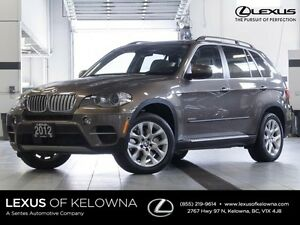 2012 BMW X5 xDrive50i Technology