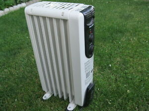 oil filled radiator heater Pelonis or best offer
