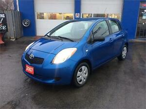 2007 Toyota Yaris Hatchback - $6,450