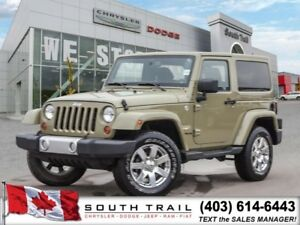2013 Jeep Wrangler Sahara*ASK FOR TONY FOR ADDITIONAL DISCOUNT*