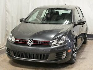 2013 Volkswagen Golf GTI 5-Door Hatchback Manual w/ Navigation,