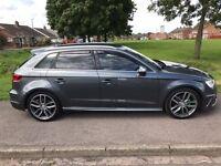 Audi A3 Sline 2.0 Auto