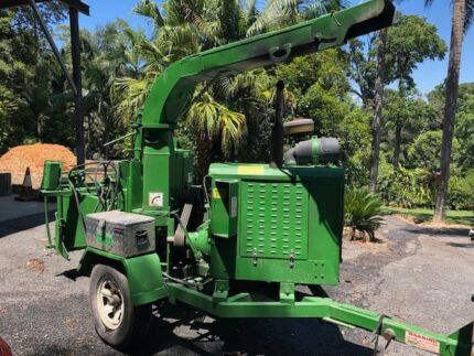 BANDIT 150 xp chipper/ 110 Hp turbo Diesel Mullumbimby Byron Area Preview
