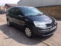 2007 Renault Grand Scenic 1.5 DCI dynamique Turbo diesel 7 seater Facelift model