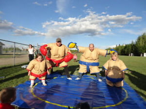 Company party fun! - Mechanical Bull and party rentals Strathcona County Edmonton Area image 3