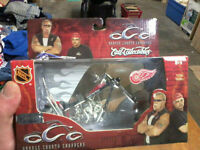 2005 Orange County Choppers NHL Collectibles Detroit Red Wings