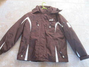 Women's Size Large Roots Winter Jacket