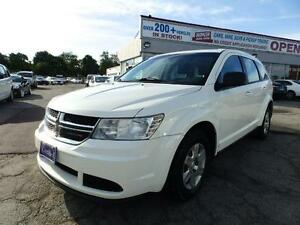 2012 Dodge Journey  7 PASSENGER NO ACCIDENTS ONTARIO VEHICLE