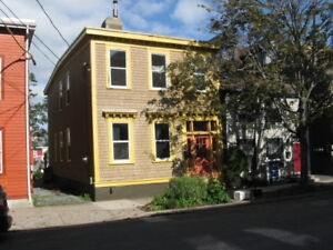 Three rooms available in 4-bedroom in central North End