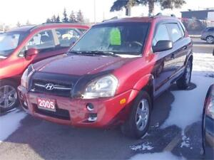 2005 HYUNDAI TUCSON ..ONLY 84000KMS..LIKE NEW!