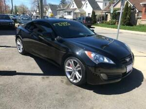 2010 Hyundai Genesis Coupe GT- TURBO ONLY $6495 certified