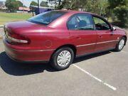 2000 Holden Commodore Vtii Acclaim Burgundy 4 Speed Automatic Sedan Granville Parramatta Area Preview