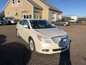 2010 Buick LaCrosse CXL Luxury FULLY LOADED