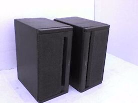 45W JVC Bi-wired horned Stereo Speakers with 4 HF units - Heathrow