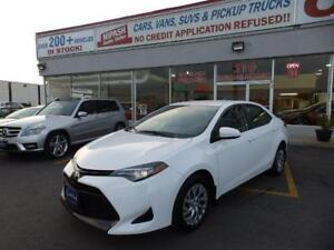 2017 Toyota Corolla LE BACK UP CAMERA AUX NO ACCIDENTS 1-OWNER