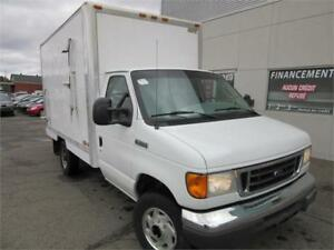 2007 FORD CUBE 12` E350 SUPER DUTY
