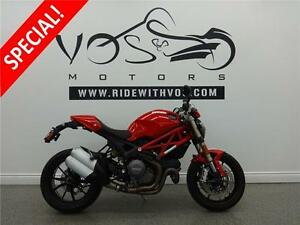 2012 Ducati Monster 1100  - V2255 -**No Payments For 1 Year