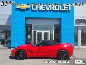 2014 Chevrolet Corvette Stingray Base 6.2L, V8, Multi-Mode Exhau