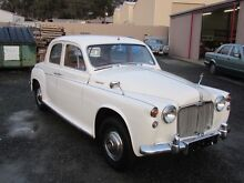 1962 Rover 110 Woodside Adelaide Hills Preview